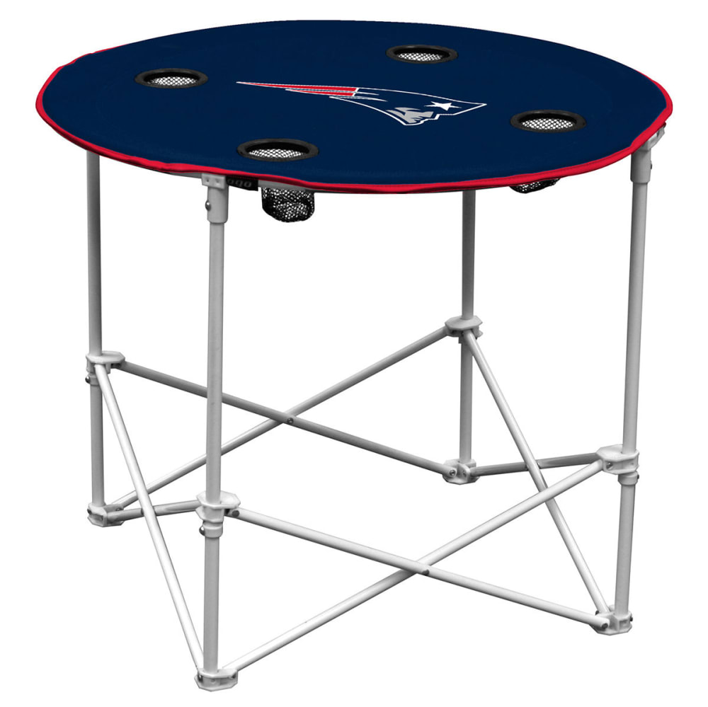 NEW ENGLAND PATRIOTS Round Table ONE SIZE
