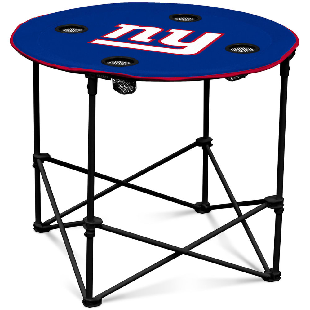NEW YORK GIANTS Round Table ONE SIZE