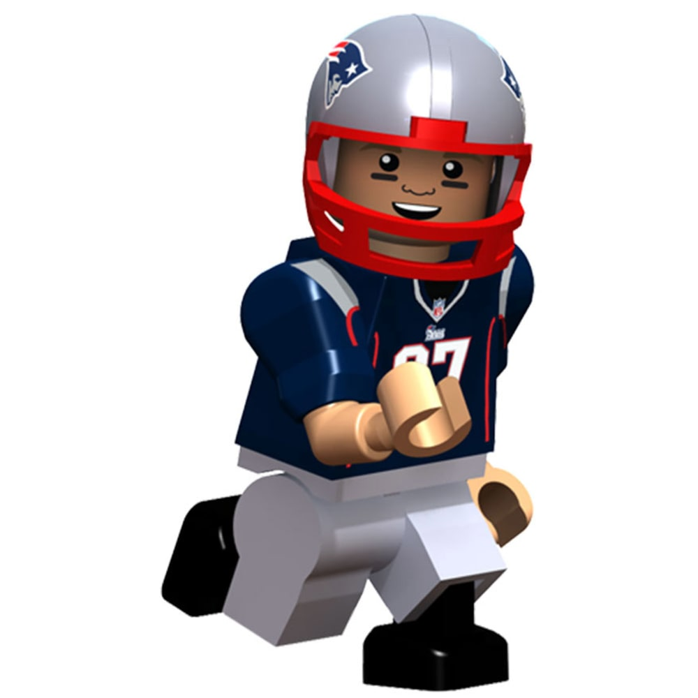 NEW ENGLAND PATRIOTS OYO Rob Gronkowski Figure - ASSORTED