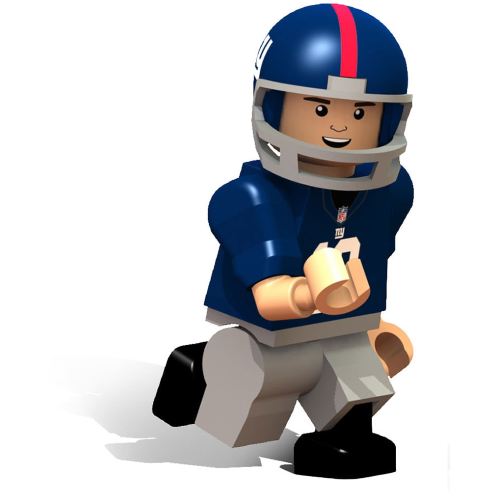 NEW YORK GIANTS OYO Eli Manning Man - ASSORTED