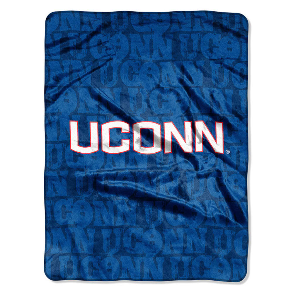 UNIVERSITY OF CONNECTICUT Micro Blanket - ASSORTED