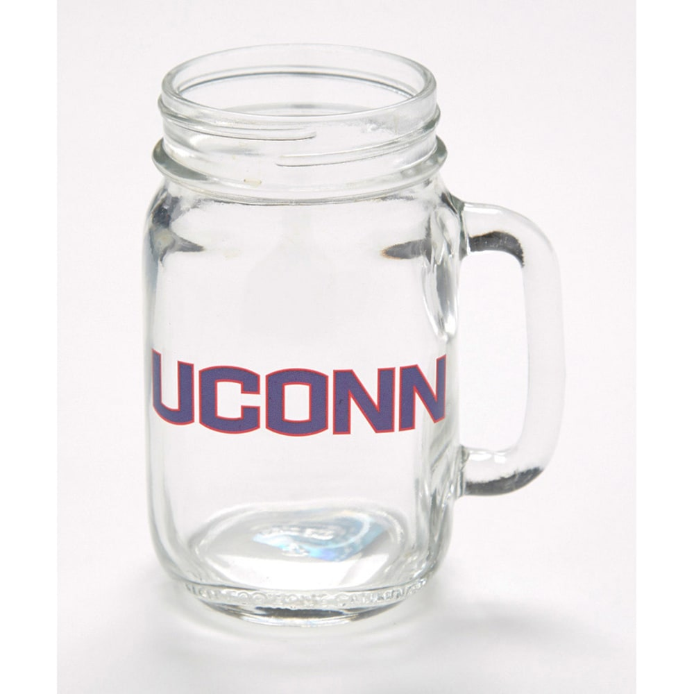 UCONN Mason Jar - ASSORTED