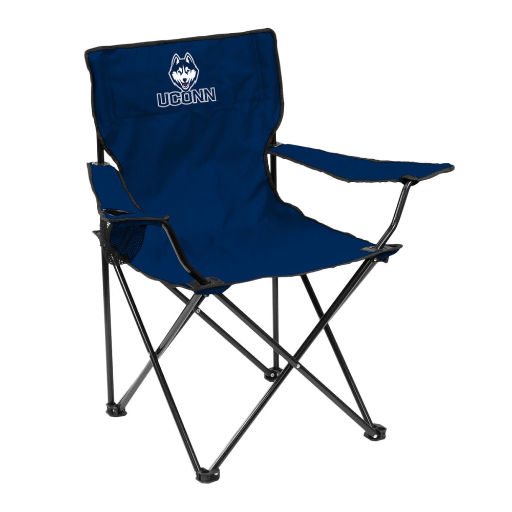 UCONN HUSKIES Quad Chair ONE SIZE