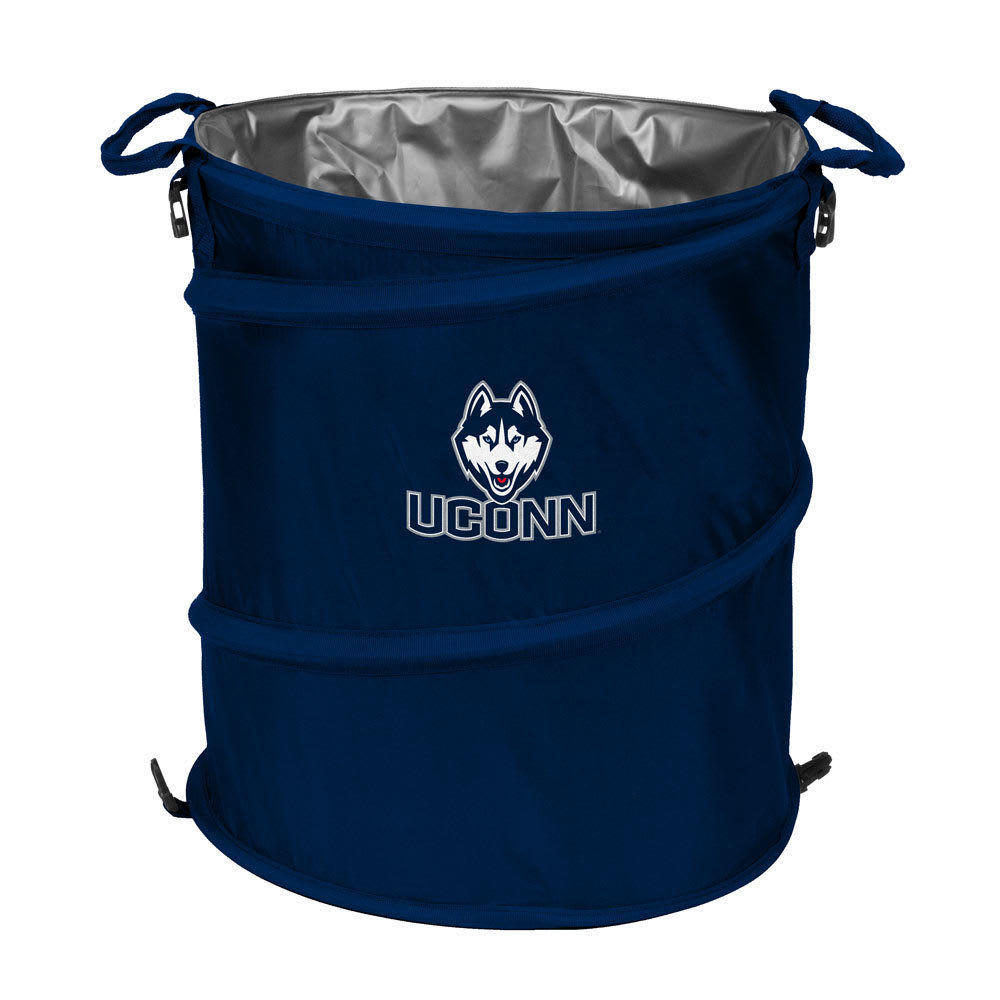 UCONN 3-in-1 Collapsible Cooler - MULTI