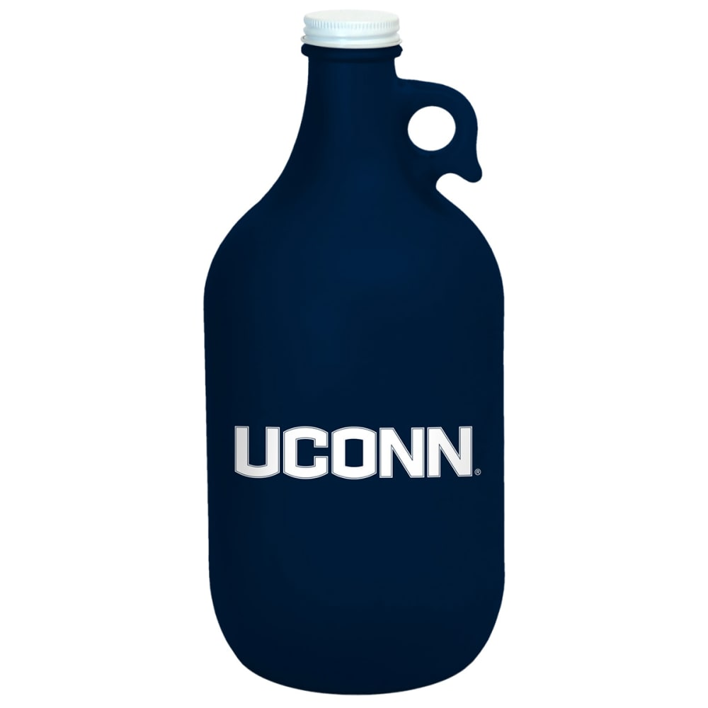 UCONN HUSKIES Frosted Growler - NAVY