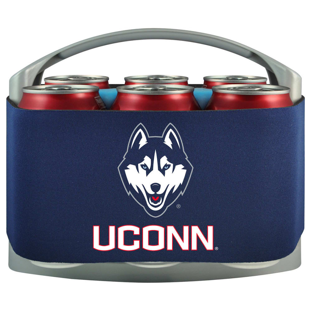 UCONN HUSKIES 6 Pack Cooler - UCONN