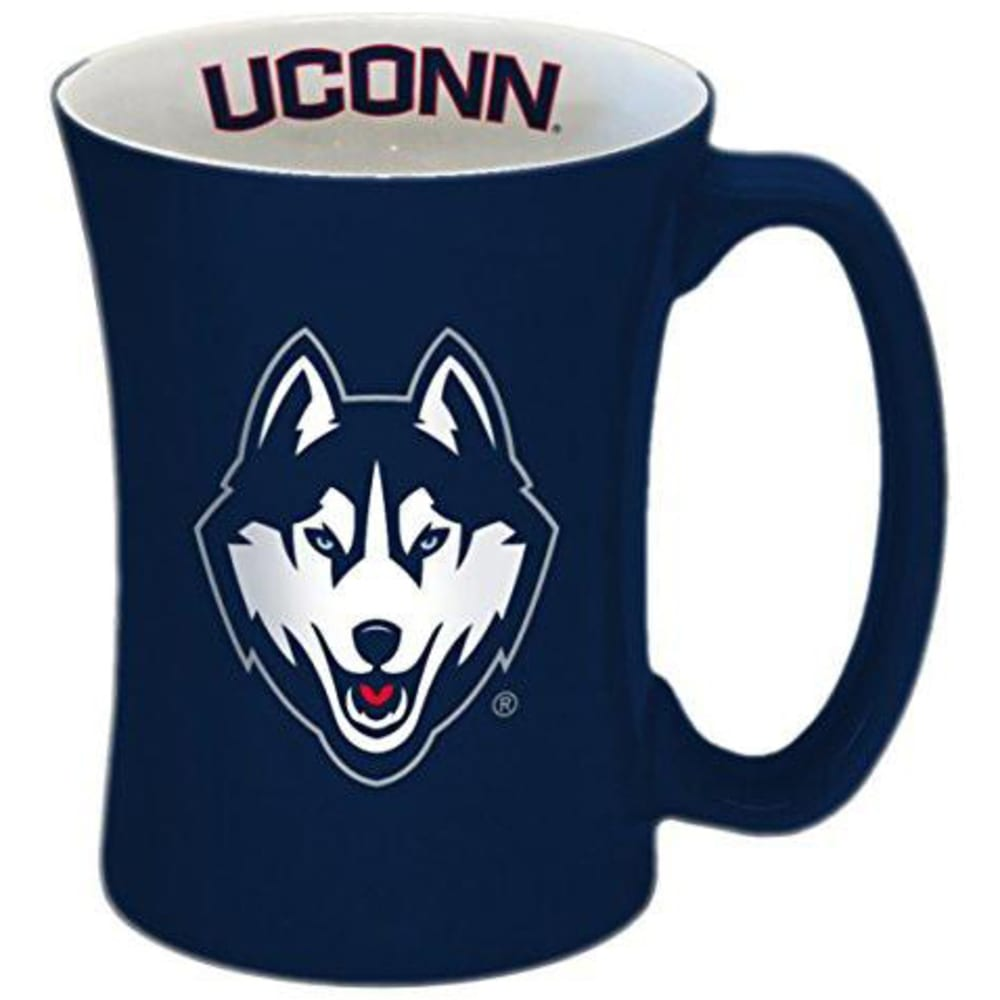 UCONN Sculpted Victory Mug - ASSORTED