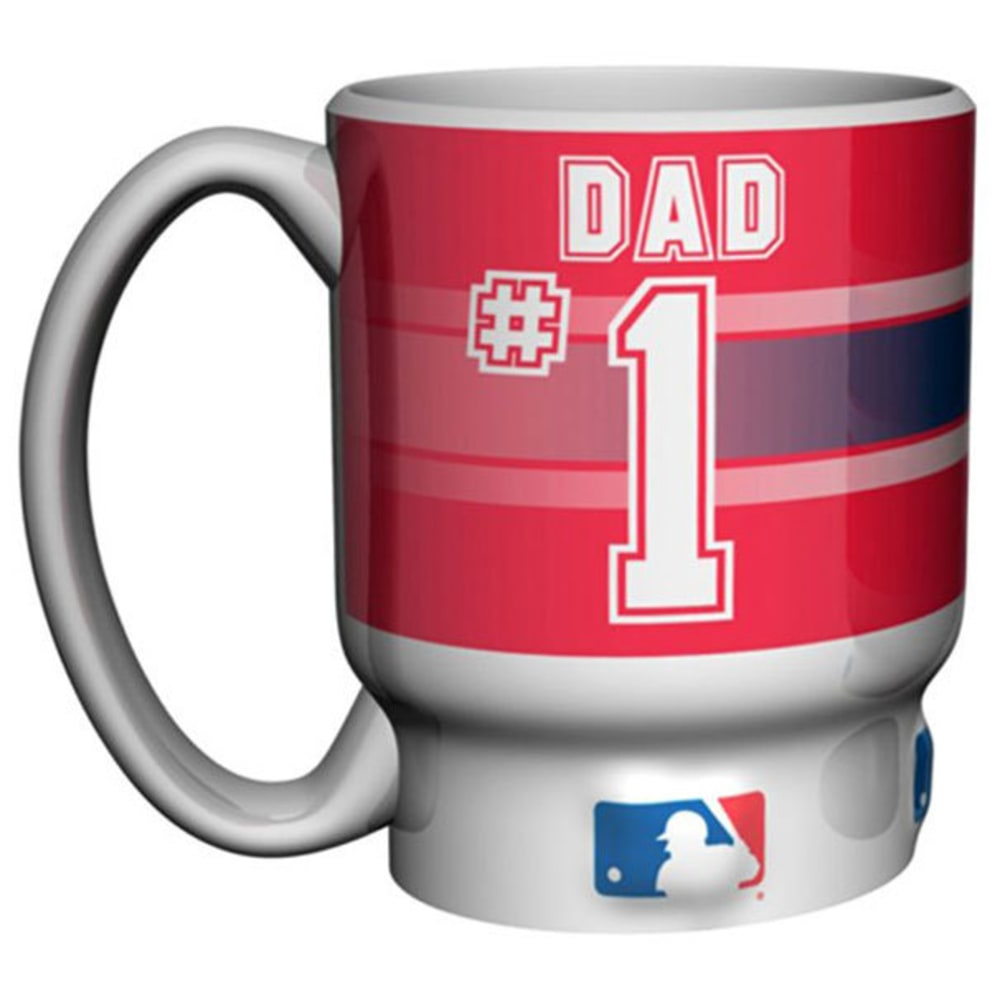BOSTON RED SOX #1 Dad Mug - NAVY