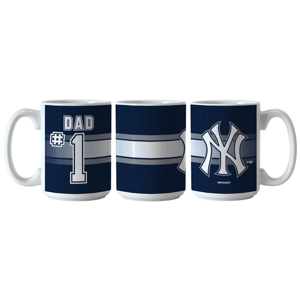 NEW YORK YANKEES #1 Dad Mug - MULTI