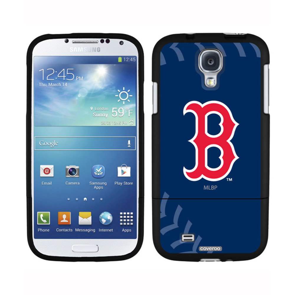 COVEROO Boston Red Sox Galaxy S4 Slider Case - ASSORTED