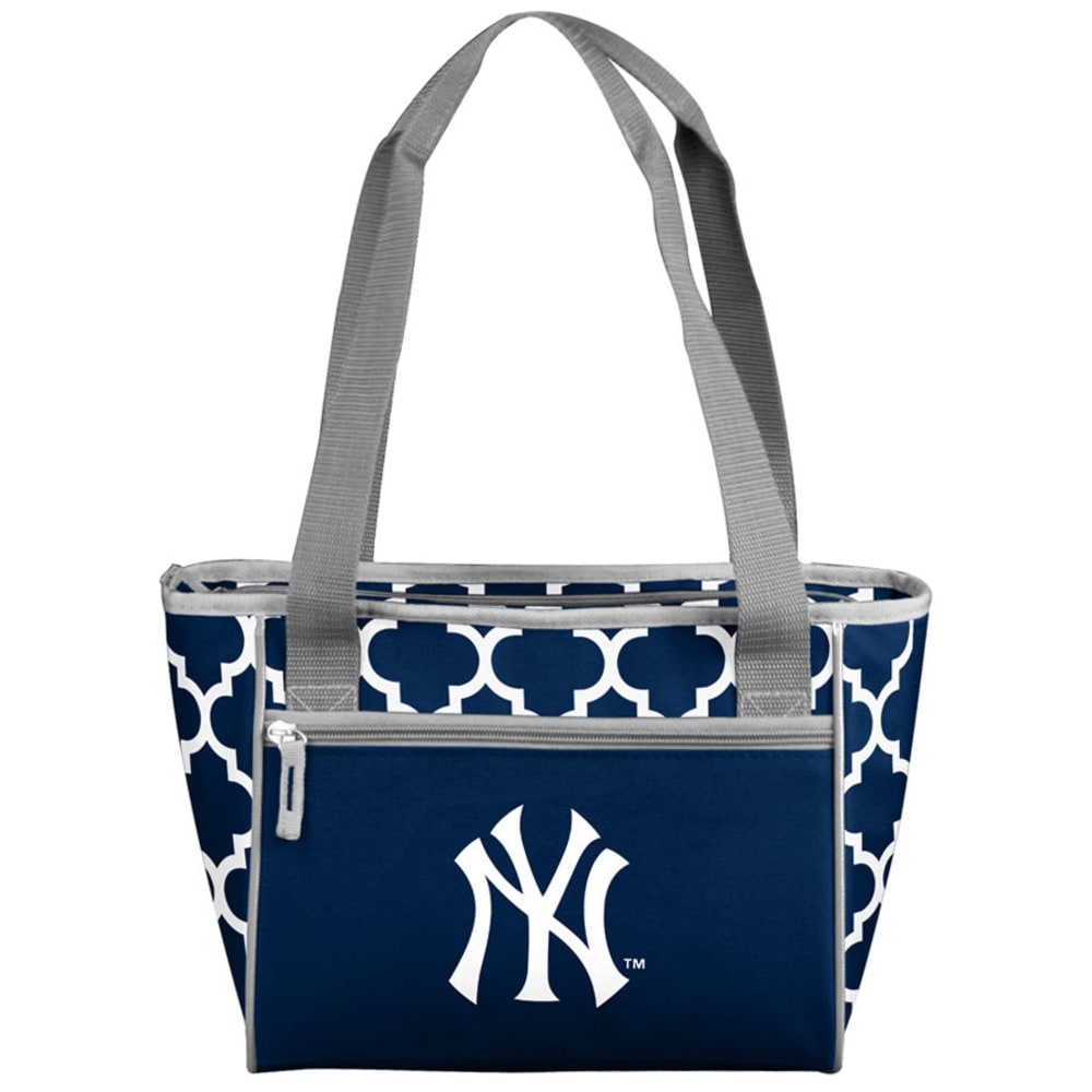 NEW YORK YANKEES 16-Can Cooler Tote - NAVY