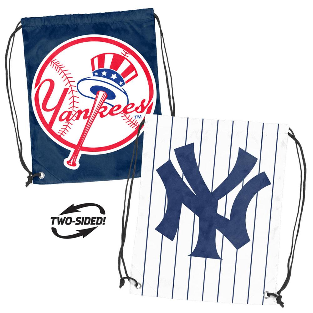NEW YORK YANKEES Double Header Backsack - NAVY