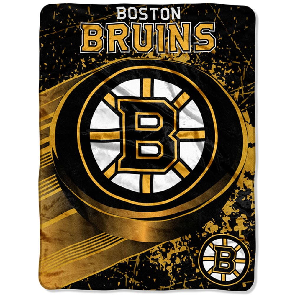 BOSTON BRUINS Micro Blanket - NINE IRON