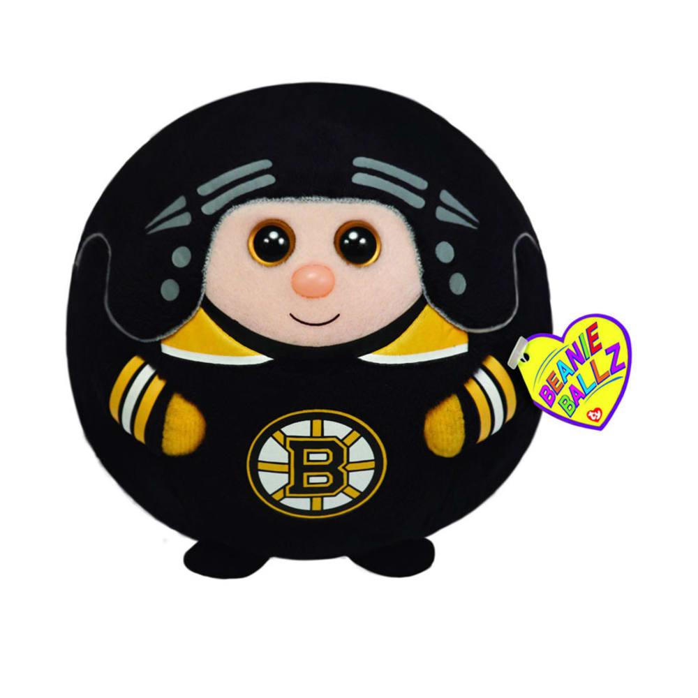 TY Boston Bruins Beanie Ballz - ASSORTED