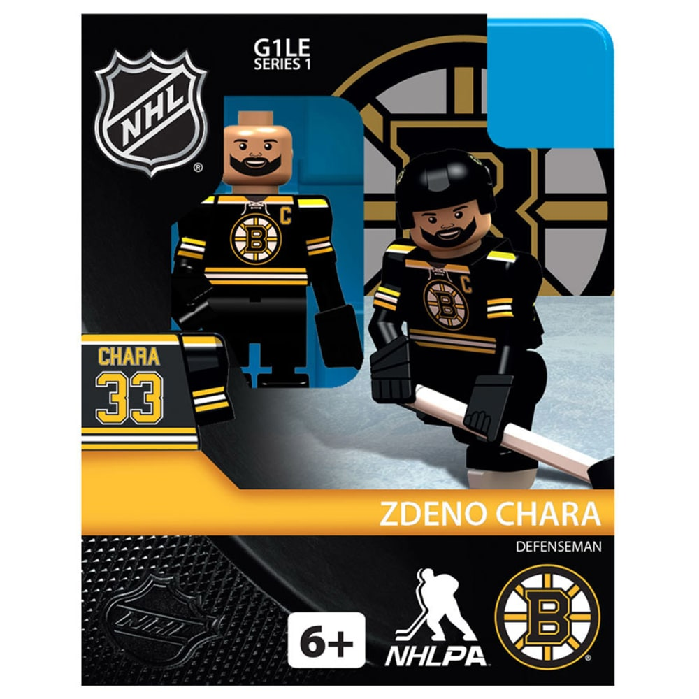 BOSTON BRUINS Zdeno Chara OYO Man - MULTI