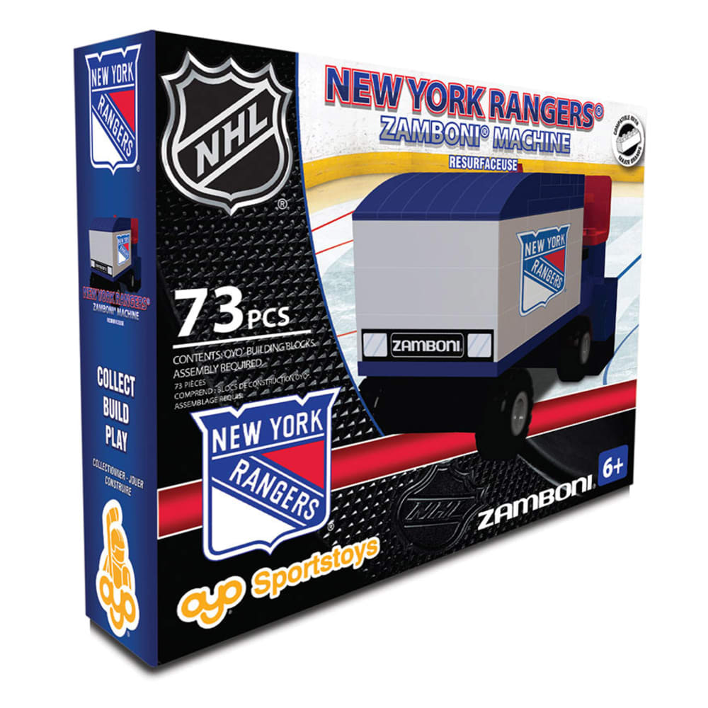 NHL New York Rangers OYO Zamboni - MULTI