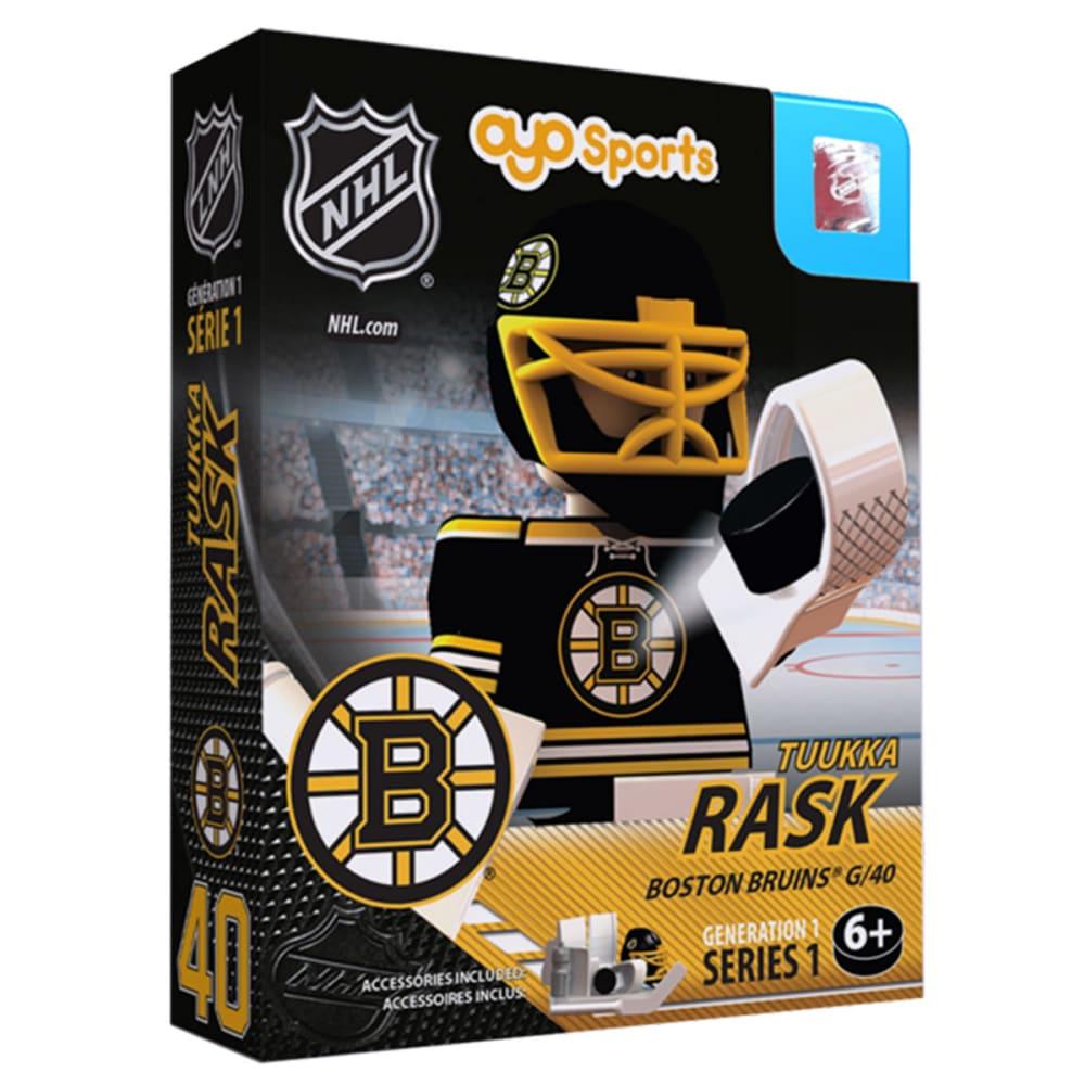 OYO SPORTSTOYS #40 Tukka Rask Boston Bruins® Goalie Mini-figure - MULTI