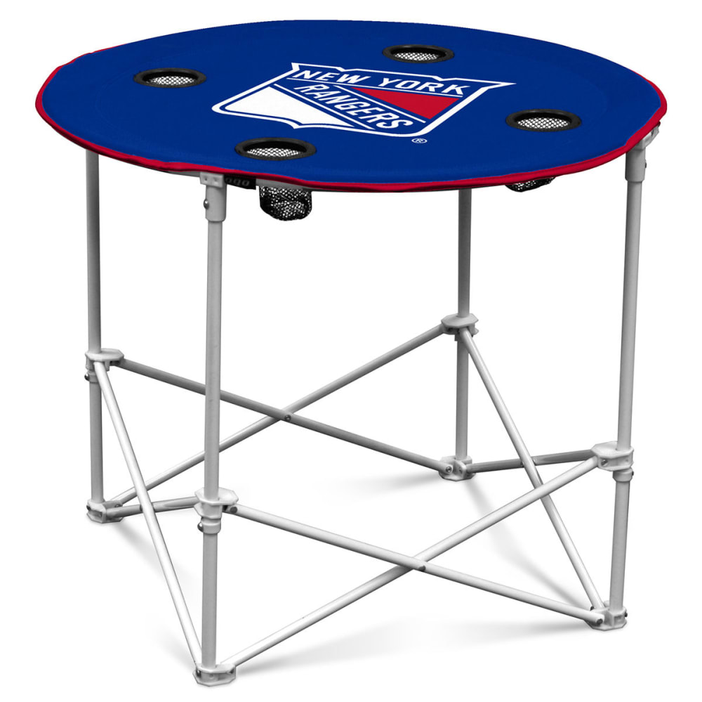 NEW YORK RANGERS Round Table - BLUE