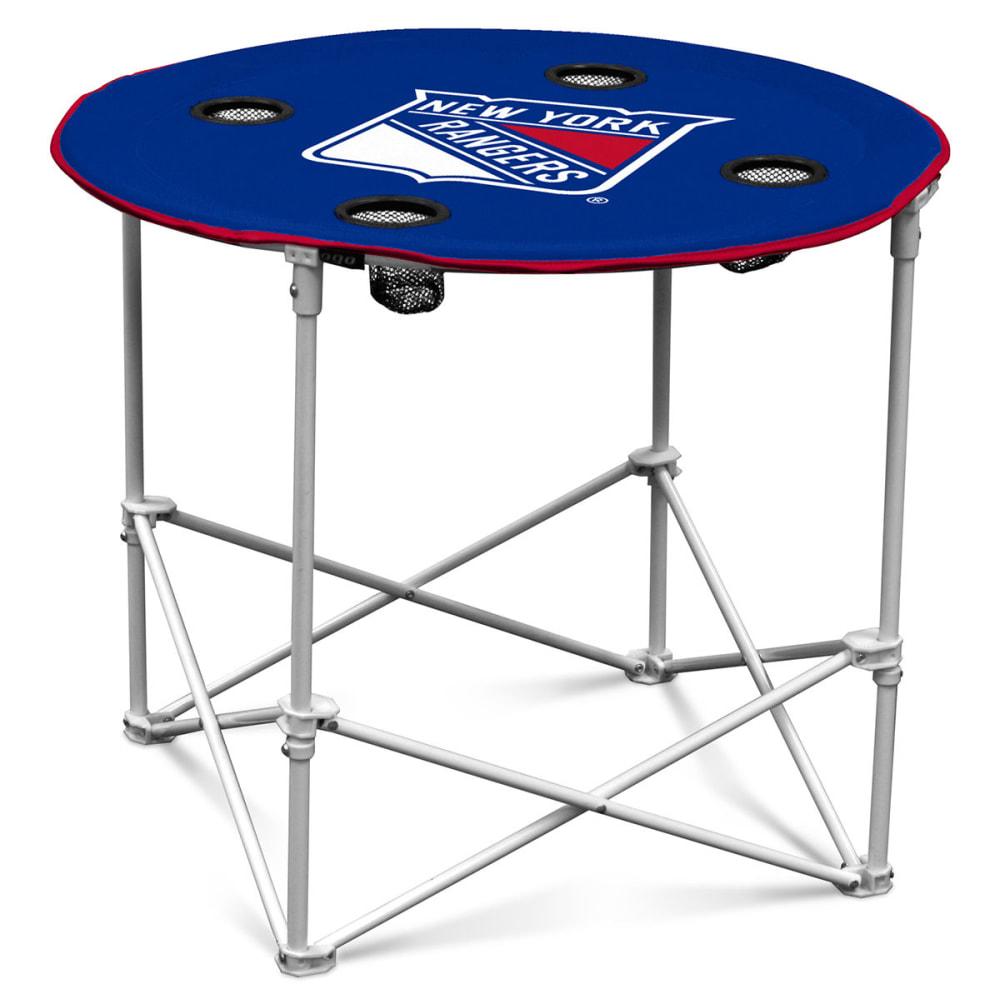NEW YORK RANGERS Round Table - BLUE