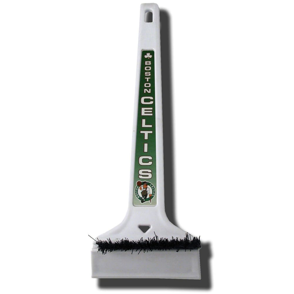 BOSTON CELTICS Ice Scraper, Large - STEALTH LINE METER