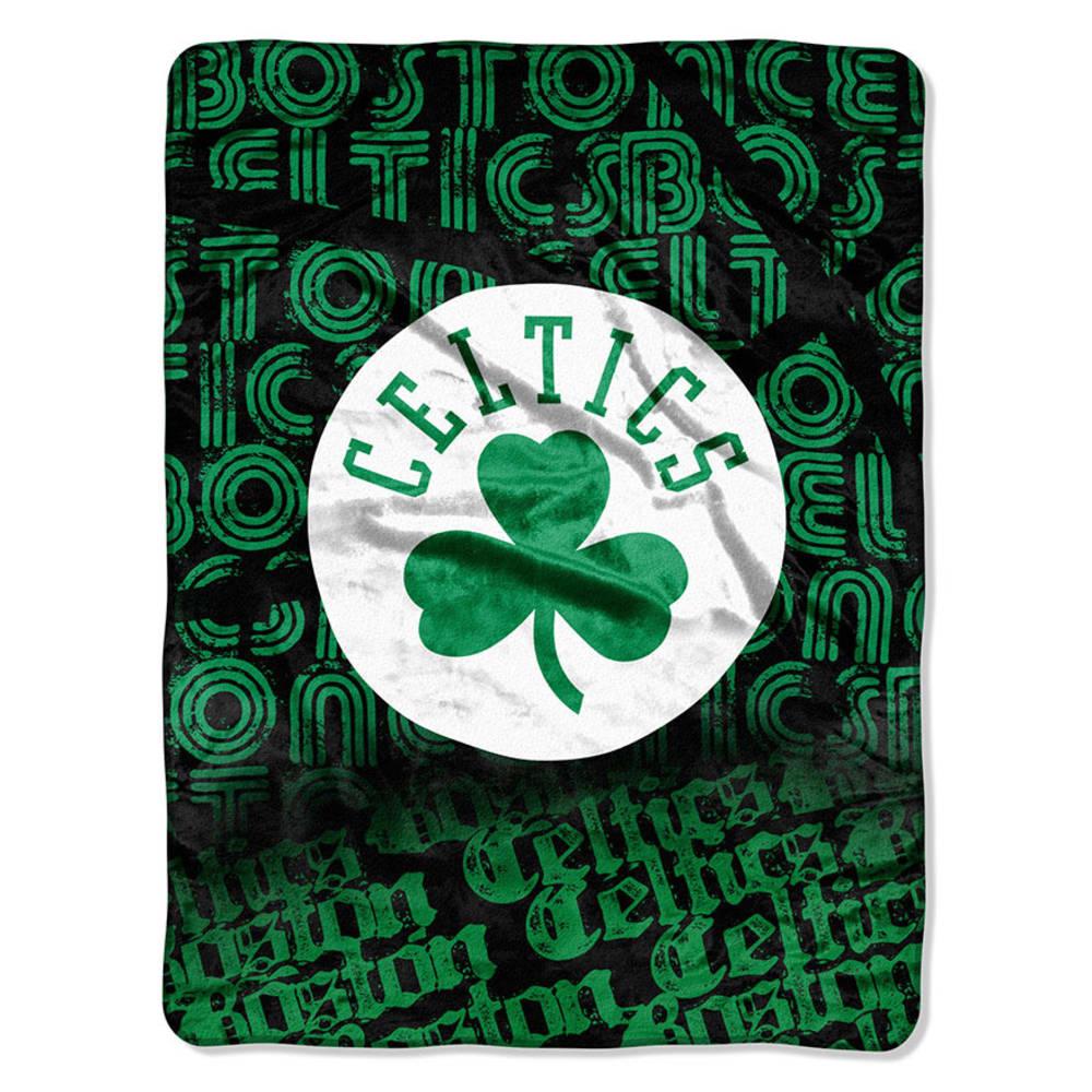 BOSTON CELTICS Micro Blanket - ASSORTED