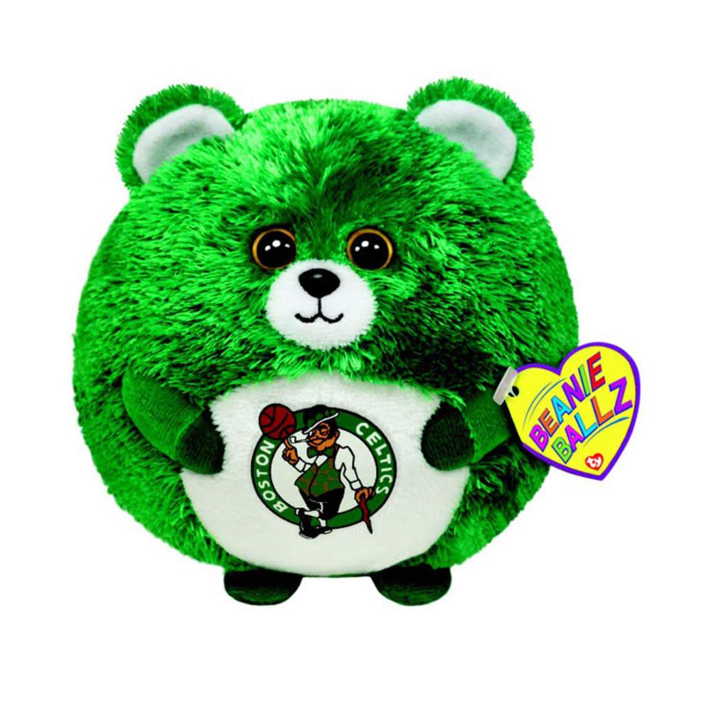TY Boston Celtics Beanie Ballz - ASSORTED