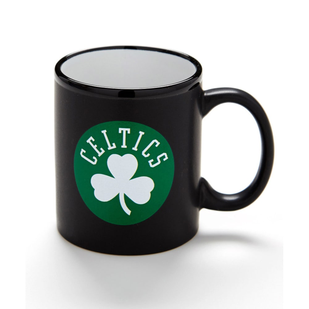 BOSTON CELTICS Black Mug - ASSORTED