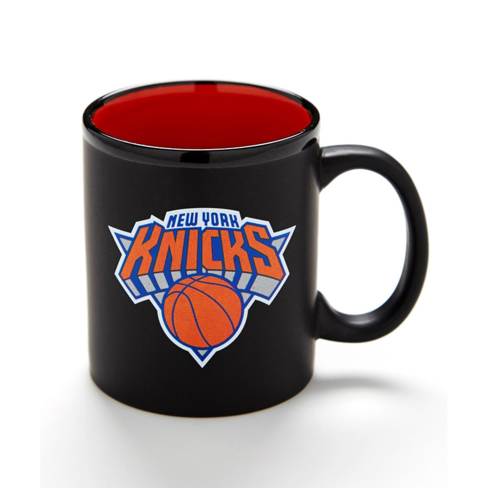 NEW YORK KNICKS Black Mug - BLACK
