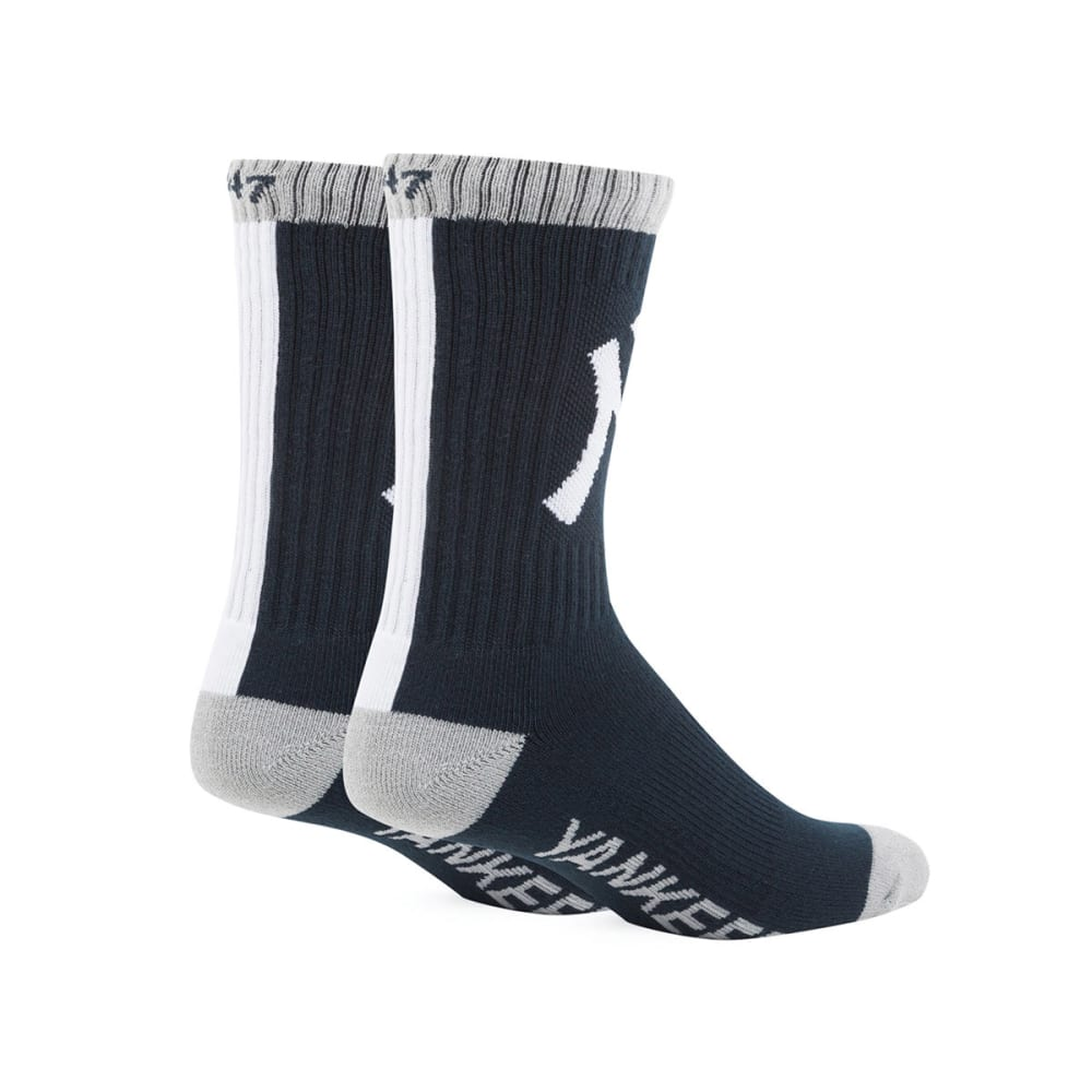 NEW YORK YANKEES Bolt Sport Sock - NAVY