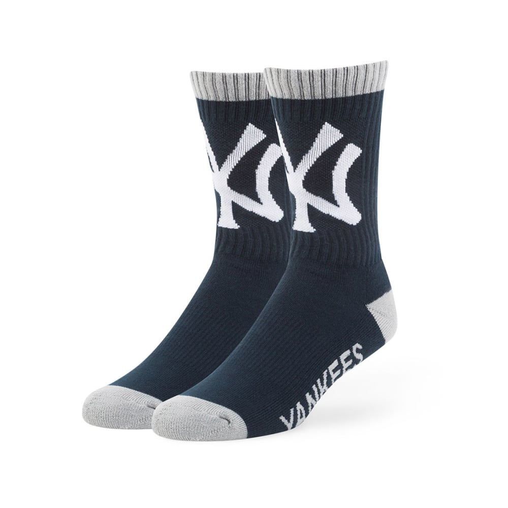 NEW YORK YANKEES Bolt Sport Sock - NAVY