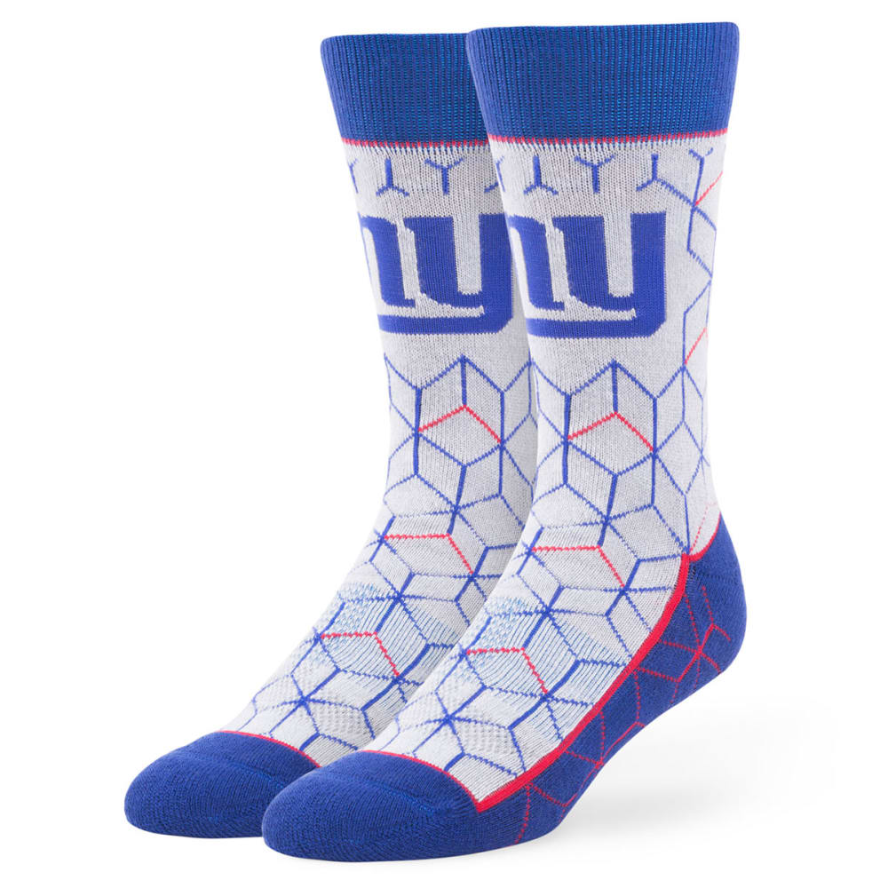 NEW YORK GIANTS Beehive Dress Socks - ASSORTED