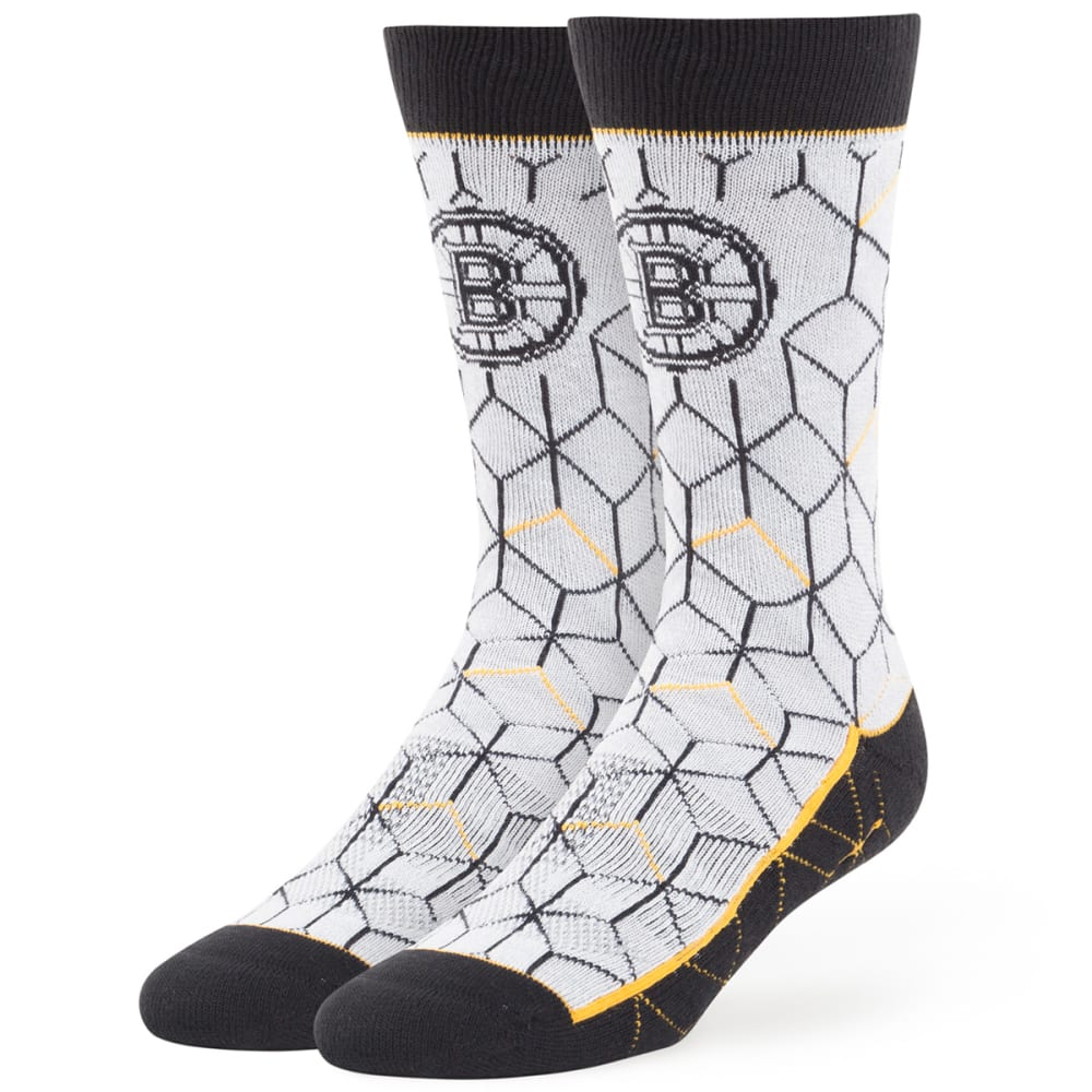 BOSTON BRUINS '47 Beehive Dress Socks - ASSORTED