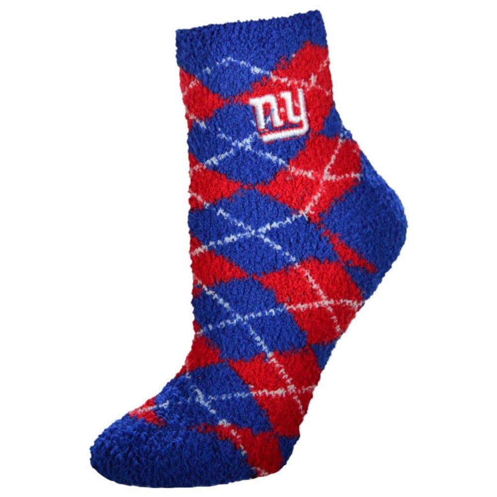 NEW YORK GIANTS Men's Argyle Sleep Socks - GIANTS
