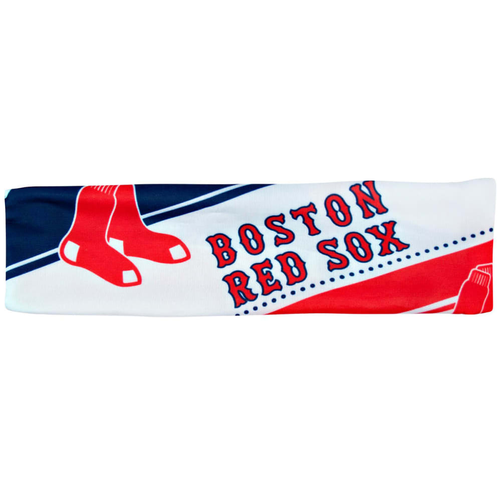 BOSTON RED SOX Stretch Headband - NAVY