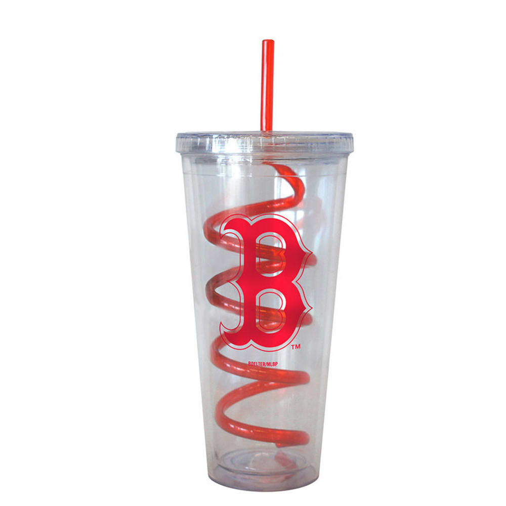 BOSTON RED SOX Swirl Tumbler - ASSORTED