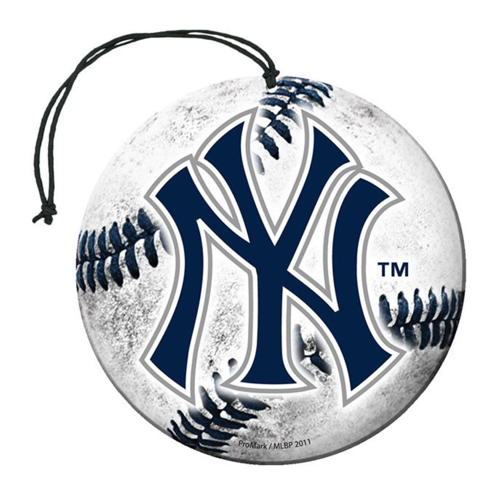 NEW YORK YANKEES Air Freshener, 3-Pack - NAVY
