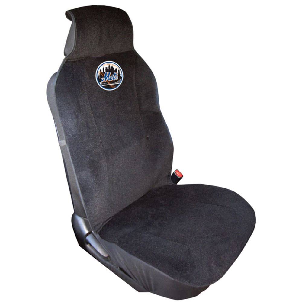 NEW YORK METS Auto Seat Cover - ASSORTED