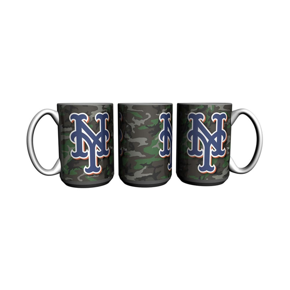 NEW YORK METS Camo Mug - CAMO