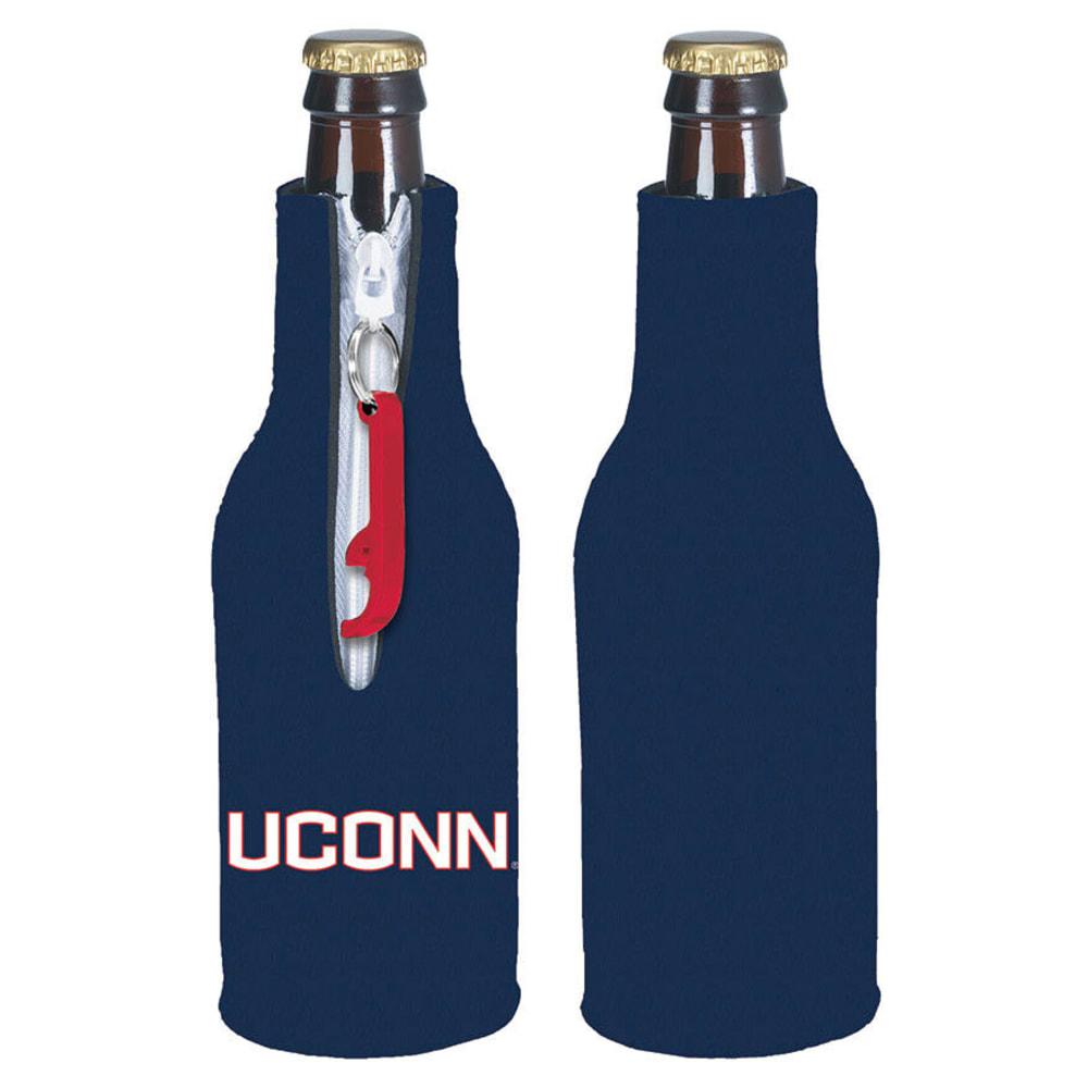 UCONN Bottle Zip with Opener - ASSORTED