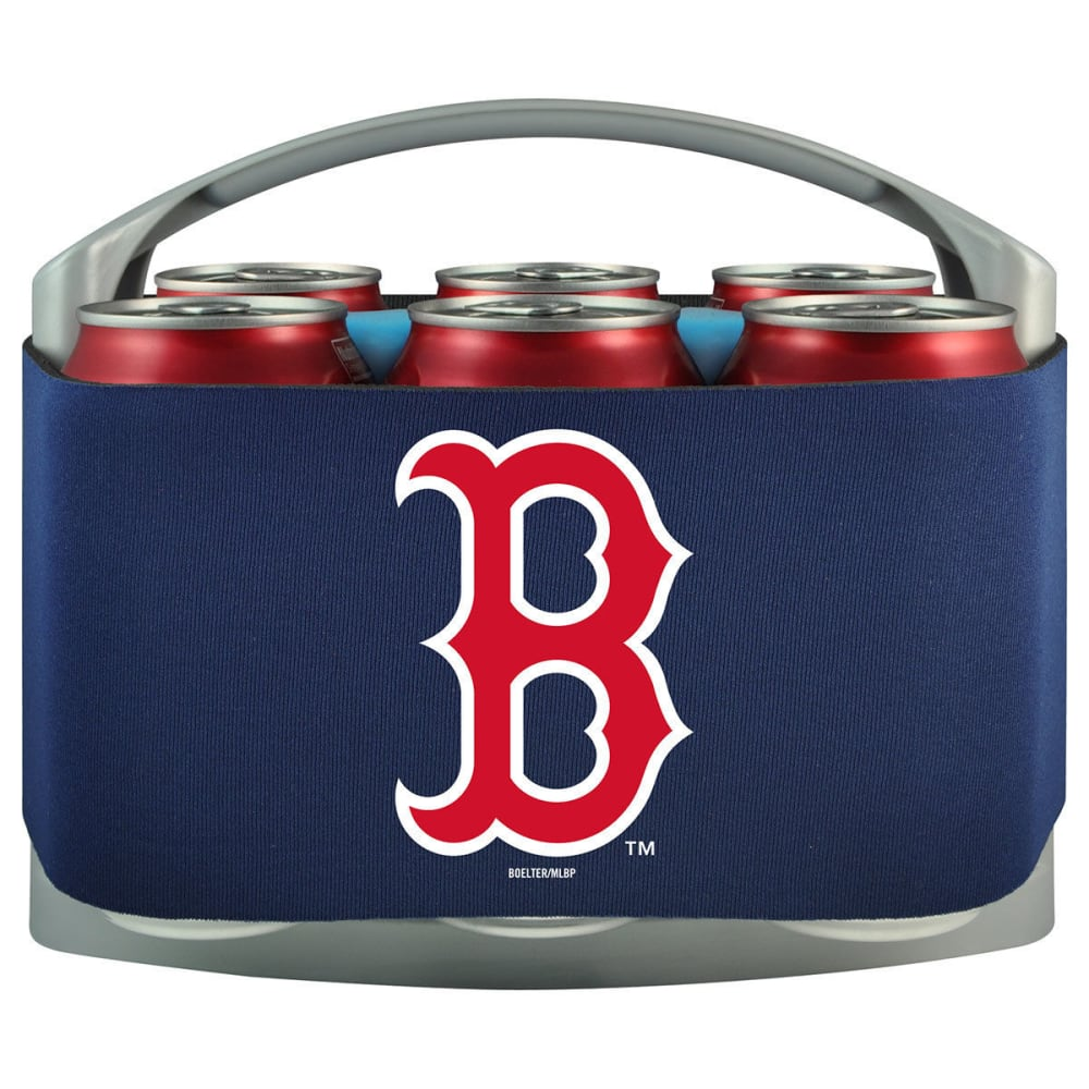 BOSTON RED SOX SIX COOLER ONE SIZE