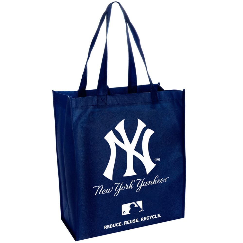 NEW YORK YANKEES Cloth Reusable Bag - NAVY