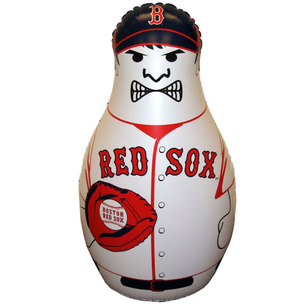 BOSTON RED SOX Bop Bag - ASSORTED