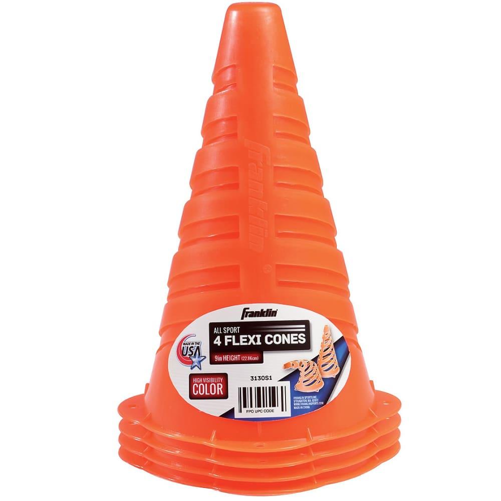 FRANKLIN Flexi Cones - BLACK