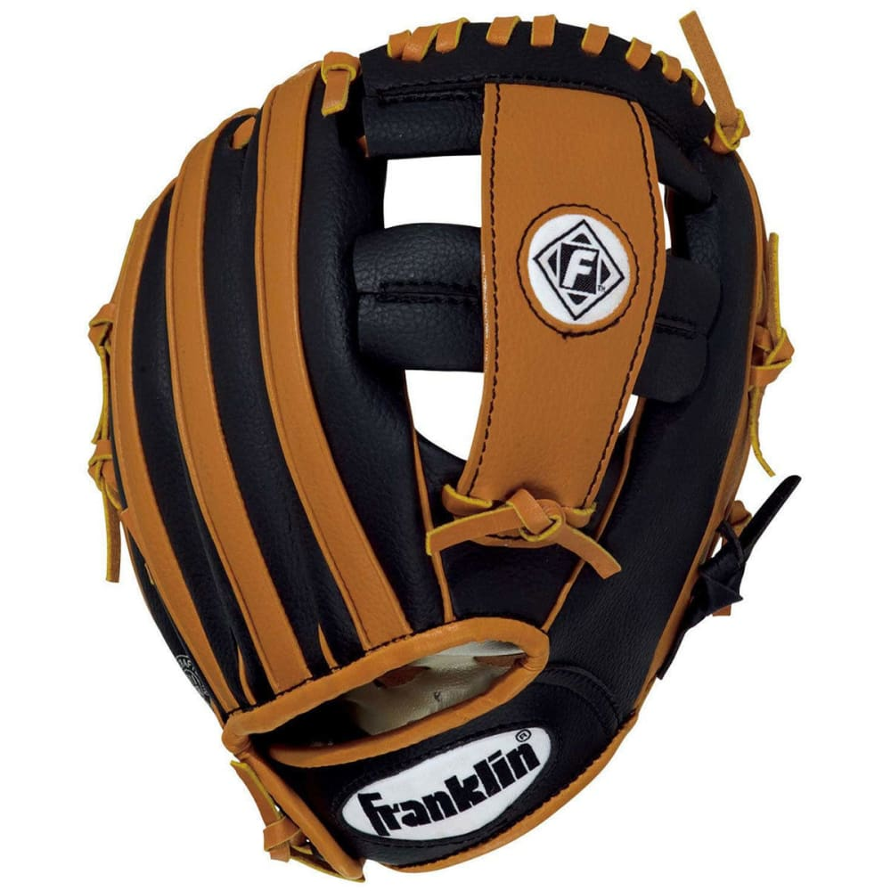 FRANKLIN Teeball Glove - BLACK
