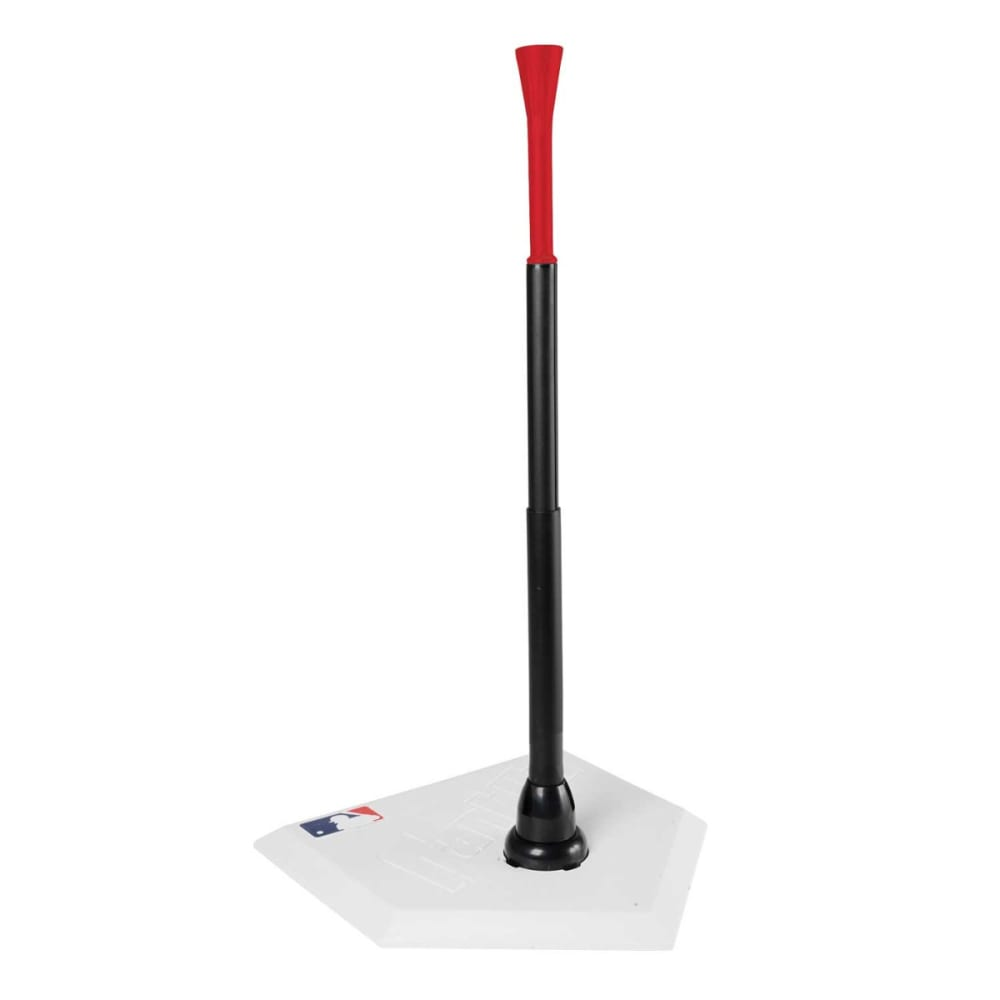 FRANKLIN Auto Return Batting Tee - BLACK