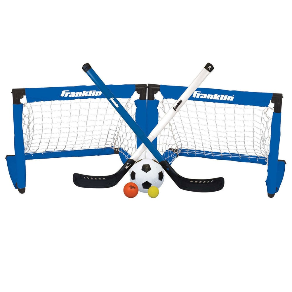 FRANKLIN 3-in-1 Indoor Sports Set - TEAL