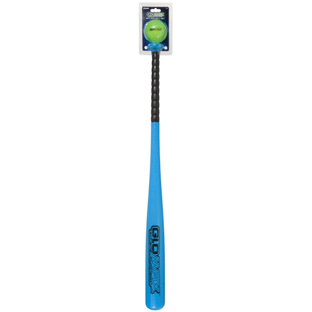 FRANKLIN Glowmax Bat Ball - TEAL
