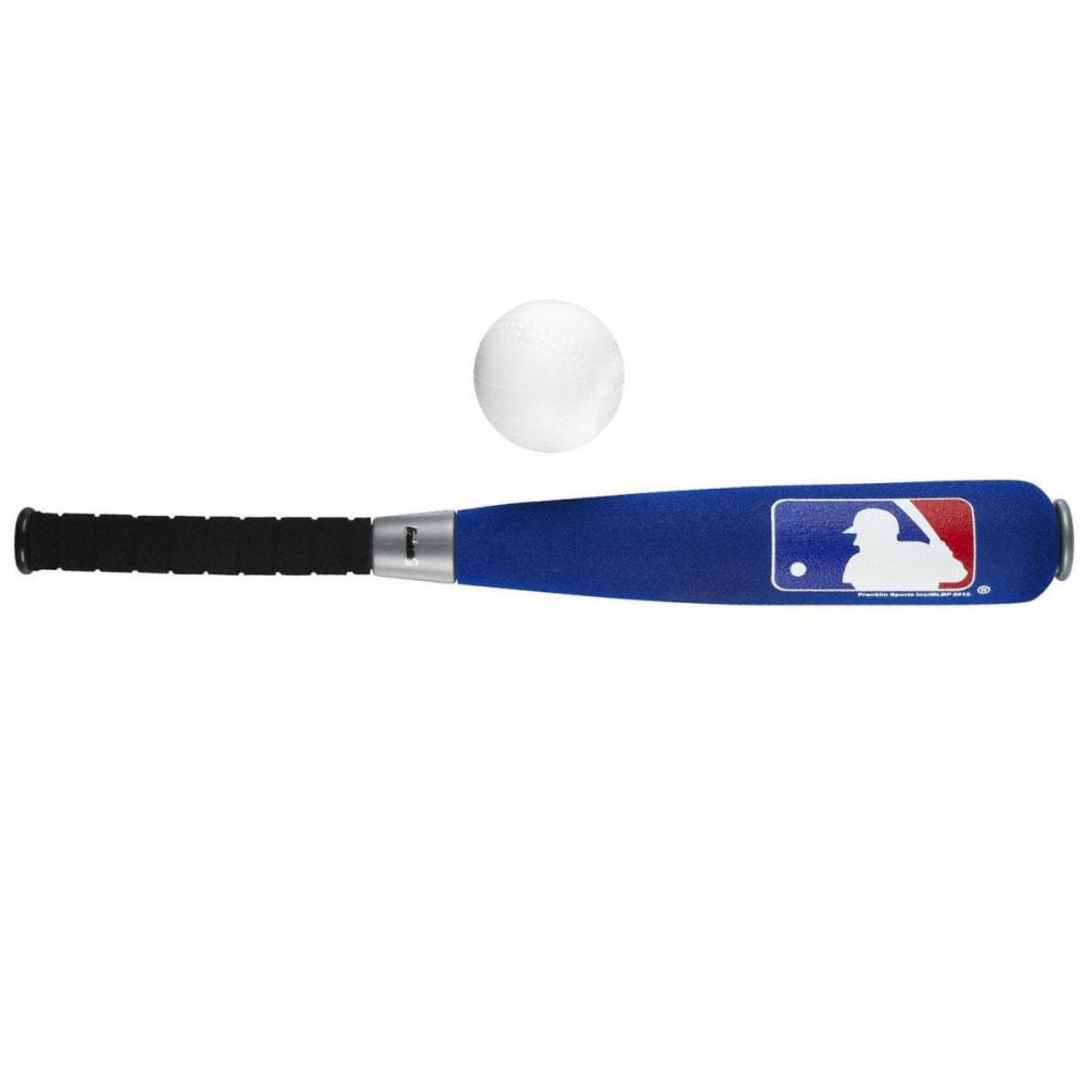 FRANKLIN MLB Oversized Bat and Ball Set - TEAL