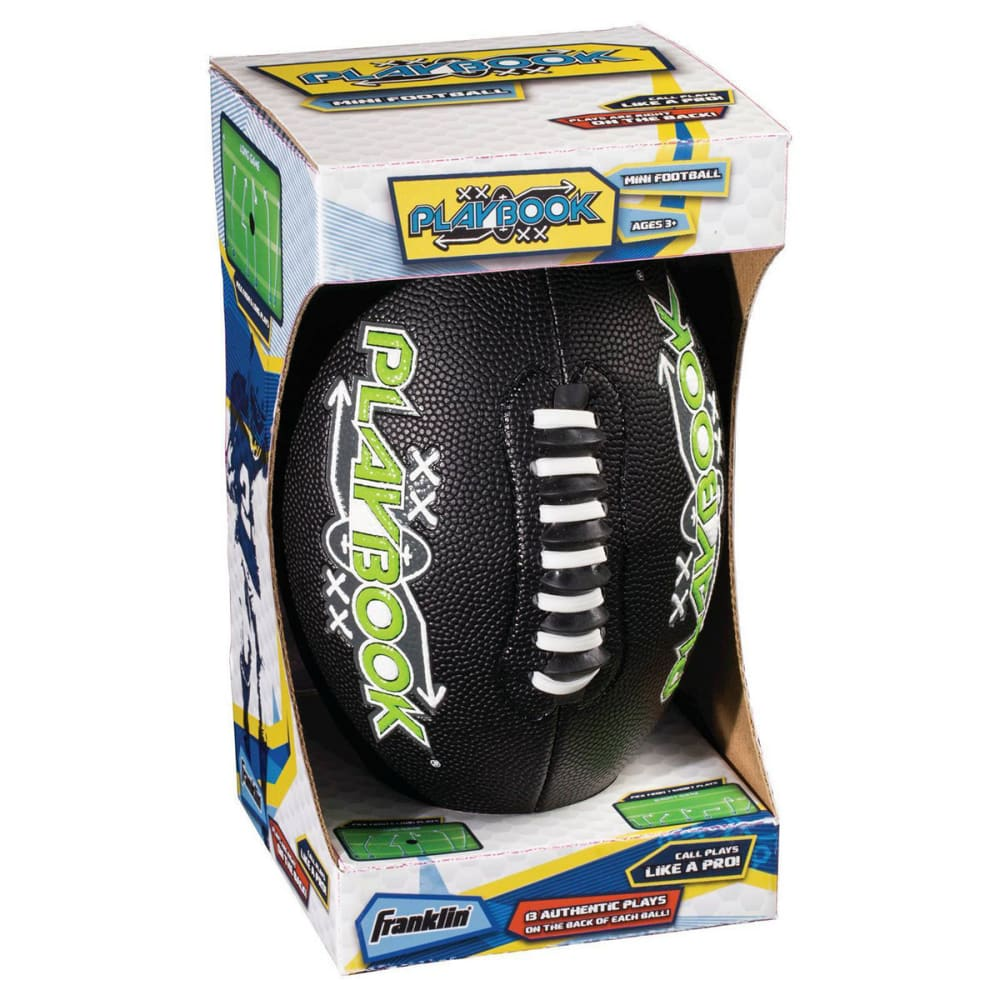 FRANKLIN Playbook Mini Football - TEAL