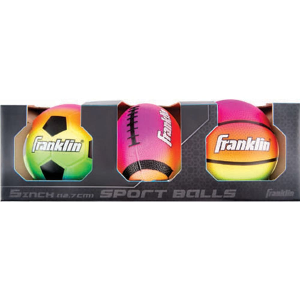 FRANKLIN Vibe Micro Balls, 3-Pack - MISCELLANEOUS